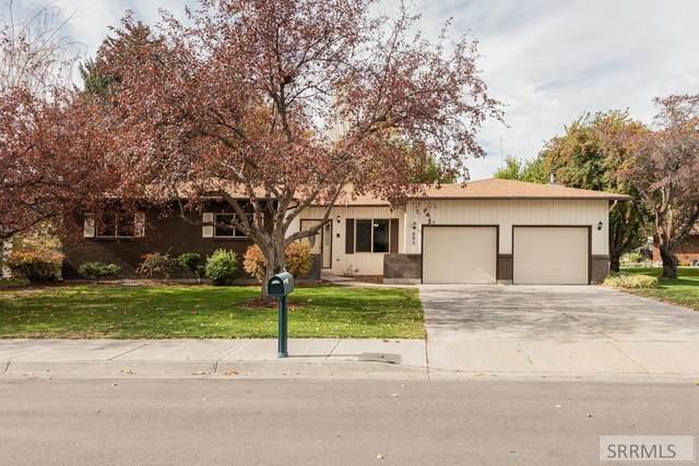 690 Brandon Drive, Idaho Falls, ID 83402 (MLS #2132973) :: Team One Group Real Estate