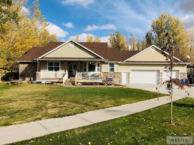 2363 S Fieldstone Court, Ammon, ID 83401 (MLS #2132975) :: Team One Group Real Estate