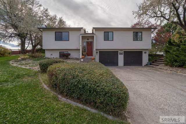 11780 S Pinehurst Drive, Idaho Falls, ID 83404 (MLS #2132976) :: Team One Group Real Estate