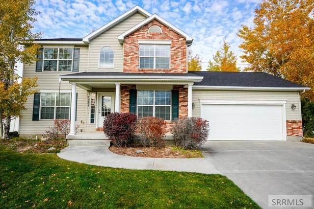 1561 Summer Way, Idaho Falls, ID 83404 (MLS #2132978) :: Team One Group Real Estate