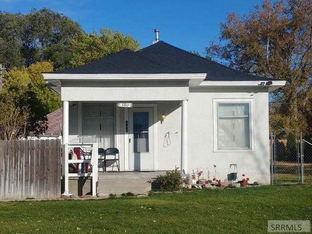 380 Mckinley Avenue, Pocatello, ID 83201 (MLS #2132981) :: The Perfect Home