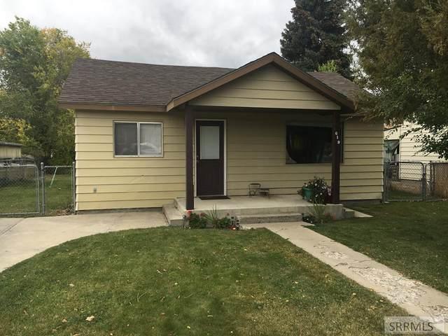 619 Union Avenue, Salmon, ID 83467 (MLS #2132989) :: The Perfect Home