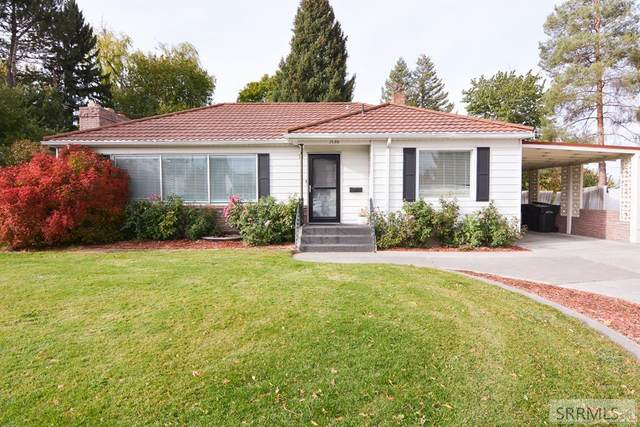 1530 Glen Arbor Circle, Idaho Falls, ID 83402 (MLS #2132991) :: Silvercreek Realty Group