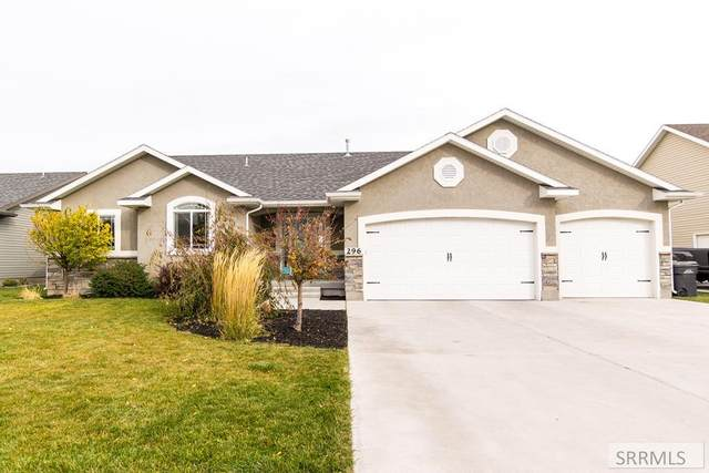 296 North Pointe Drive, Idaho Falls, ID 83401 (MLS #2132992) :: Silvercreek Realty Group