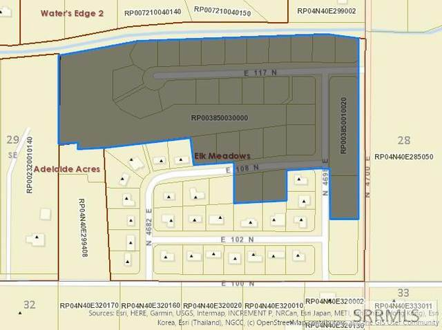 110 N 4700 E, Rigby, ID 83442 (MLS #2132997) :: Team One Group Real Estate