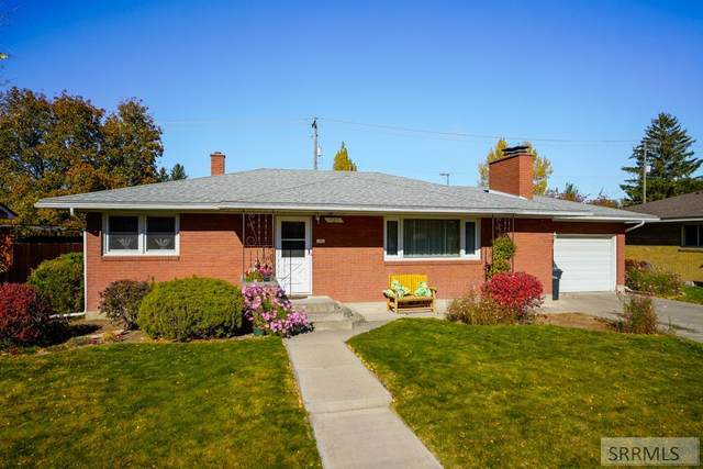 925 8th Street, Idaho Falls, ID 83401 (MLS #2133011) :: Silvercreek Realty Group