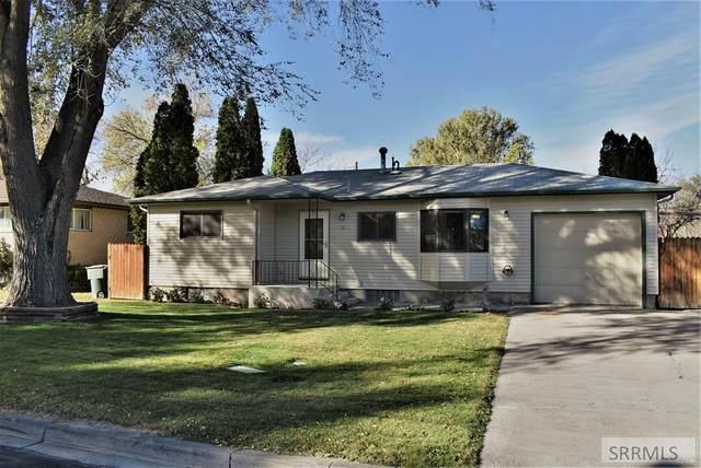 401 Roosevelt Avenue, Pocatello, ID 83201 (MLS #2133013) :: Silvercreek Realty Group