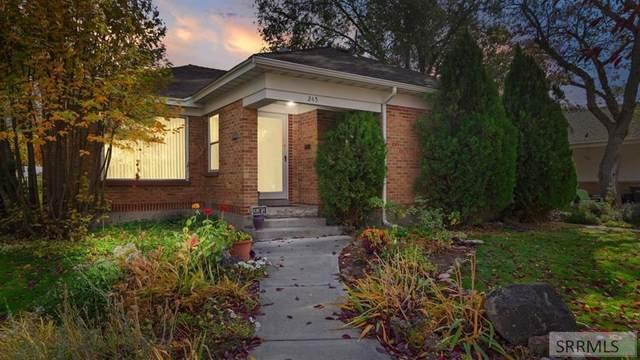 245 W 13th, Idaho Falls, ID 83401 (MLS #2133018) :: The Perfect Home