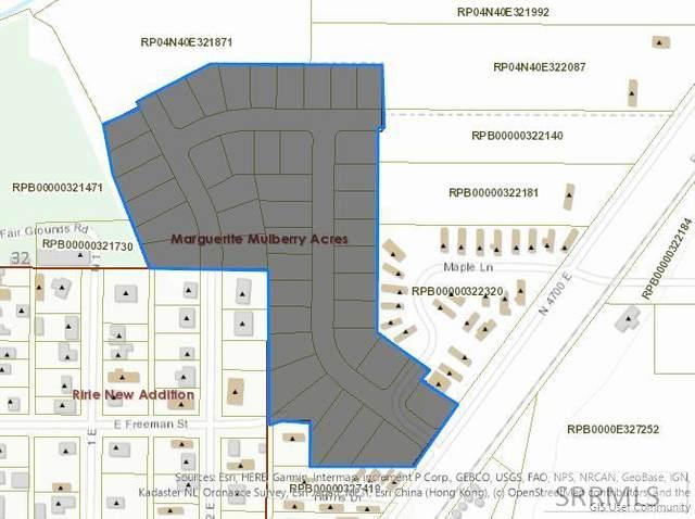 39 N 4700 E, Ririe, ID 83443 (MLS #2133025) :: Team One Group Real Estate