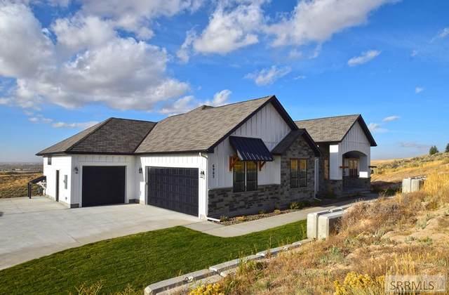 6903 E Big Bend Drive, Idaho Falls, ID 83406 (MLS #2133049) :: Team One Group Real Estate