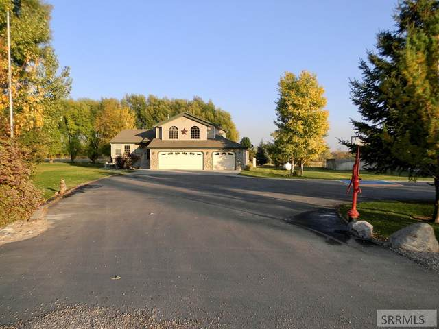 119 E 560 N, Blackfoot, ID 83221 (MLS #2133066) :: Team One Group Real Estate