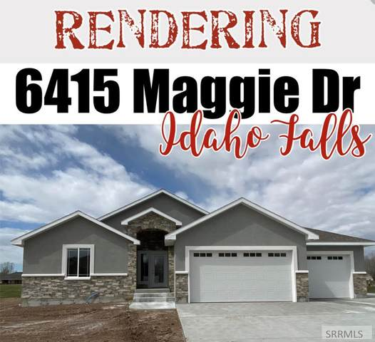 6415 Maggie Drive, Idaho Falls, ID 83404 (MLS #2133079) :: The Perfect Home