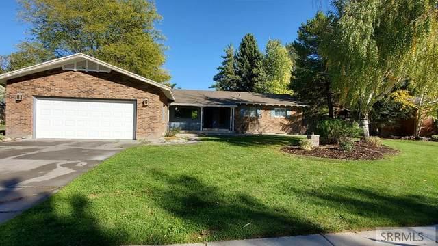 2735 Homestead Lane, Idaho Falls, ID 83404 (MLS #2133287) :: The Group Real Estate