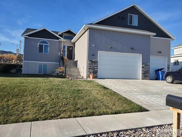 1987 Magellan Loop, Pocatello, ID 83204 (MLS #2133467) :: Team One Group Real Estate