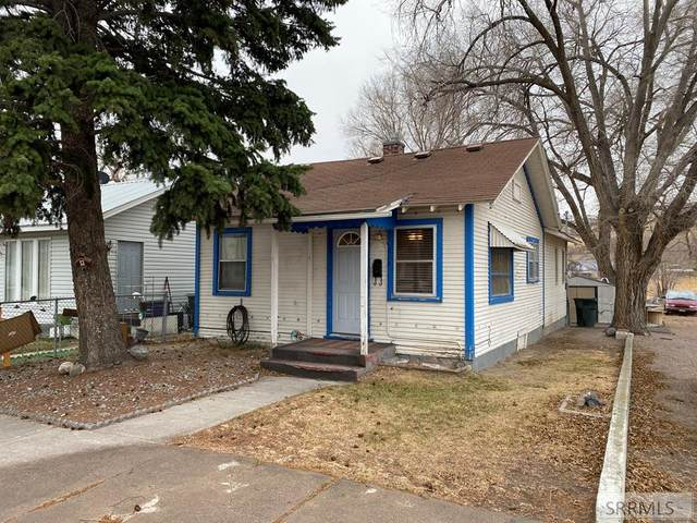 805 S Arthur Street, Pocatello, ID 83201 (MLS #2133471) :: The Perfect Home