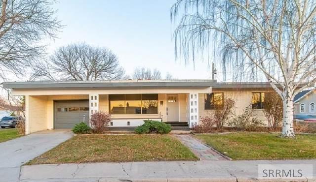 904 Wayne Avenue, Pocatello, ID 83204 (MLS #2133508) :: Silvercreek Realty Group