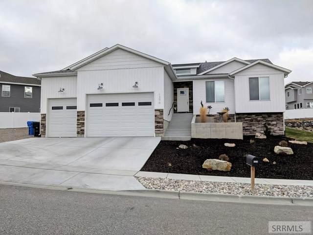 1270 Dolostone, Pocatello, ID 83201 (MLS #2133539) :: Silvercreek Realty Group