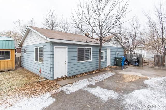 837 Randolph Avenue, Pocatello, ID 83201 (MLS #2133551) :: The Group Real Estate