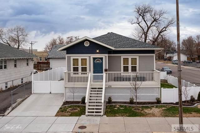 658 E Clark Street, Pocatello, ID 83201 (MLS #2133586) :: The Perfect Home