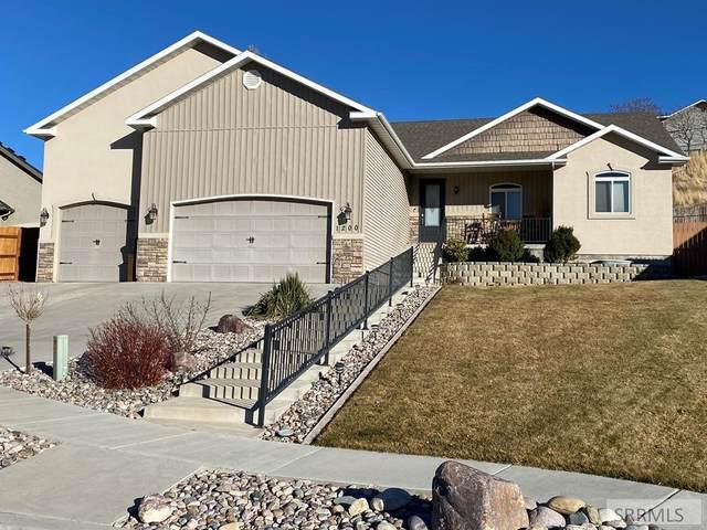 1200 Wall Street, Pocatello, ID 83201 (MLS #2133670) :: The Perfect Home
