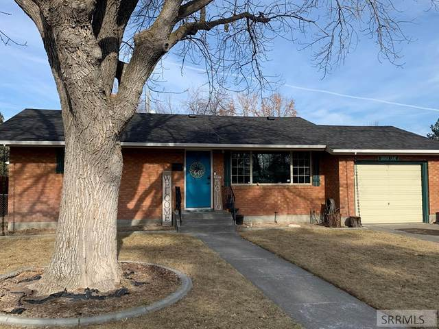 1219 N 10th Street, Idaho Falls, ID 83404 (MLS #2133812) :: The Group Real Estate