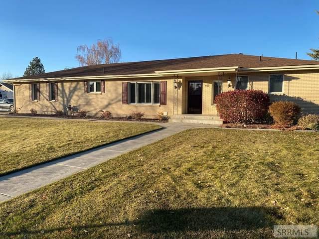 413 Lariat Circle, Idaho Falls, ID 83404 (MLS #2133920) :: The Group Real Estate