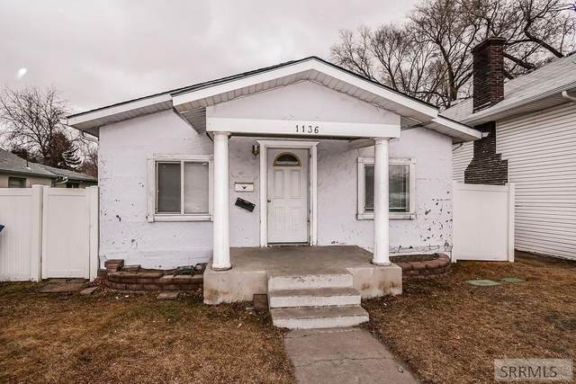 1136 S 2nd Avenue, Pocatello, ID 83201 (MLS #2133954) :: Team One Group Real Estate