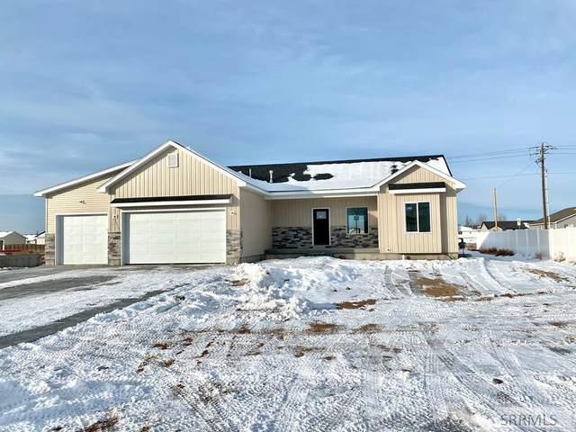 1495 N Quinn Creek Road, Idaho Falls, ID 83401 (MLS #2134002) :: The Perfect Home