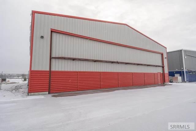 1093 Flightline Dr., Idaho Falls, ID 83402 (MLS #2134008) :: The Group Real Estate