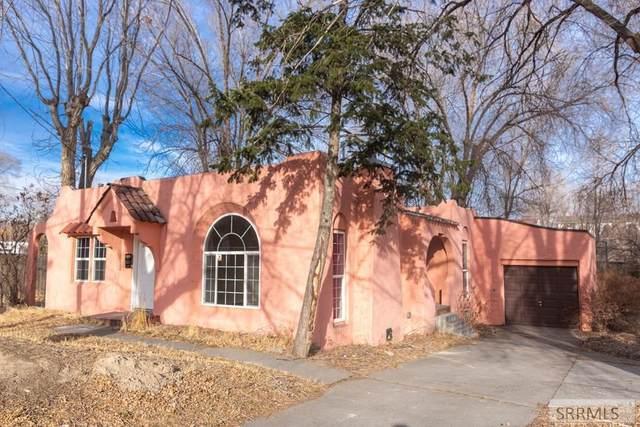 406 Riverside Drive, Pocatello, ID 83201 (MLS #2134016) :: The Group Real Estate