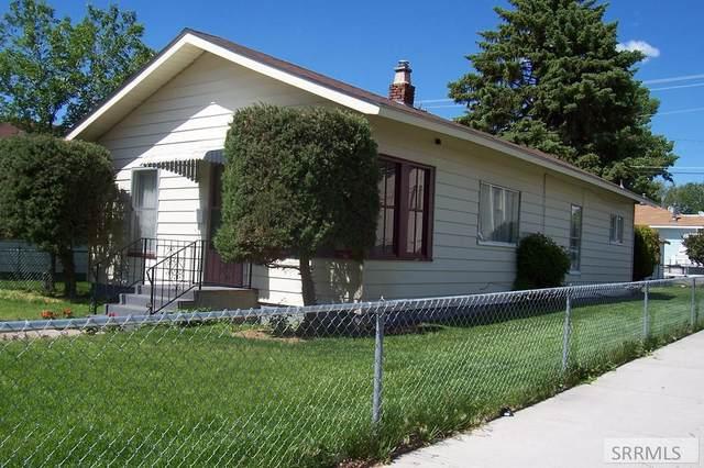 1308 Garfield, Pocatello, ID 83204 (MLS #2134042) :: Team One Group Real Estate