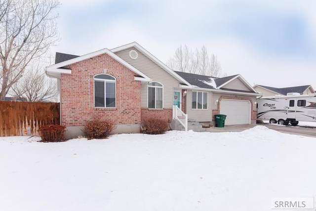 2973 N Bliss Drive, Idaho Falls, ID 83401 (MLS #2134053) :: The Perfect Home
