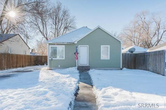 742 12th Street, Idaho Falls, ID 83404 (MLS #2134100) :: The Group Real Estate