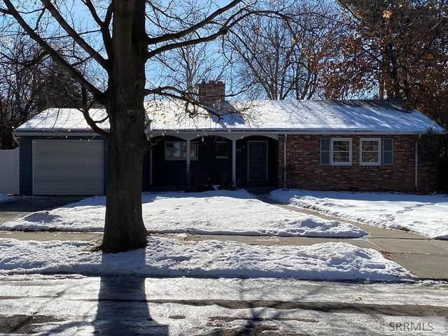 560 11th Street, Idaho Falls, ID 83404 (MLS #2134103) :: The Group Real Estate