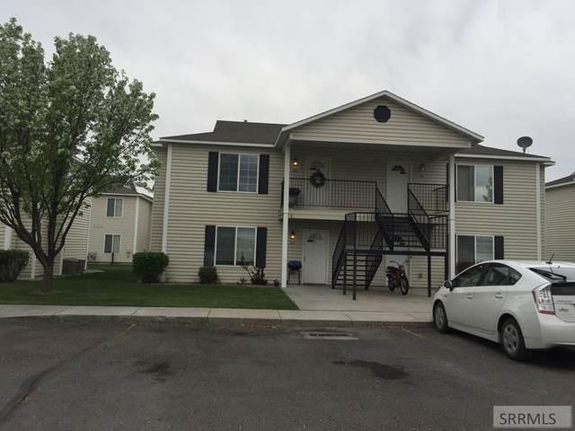 318 Pioneer Road #3, Rexburg, ID 83440 (MLS #2134121) :: Team One Group Real Estate