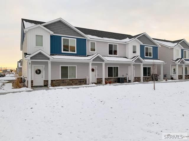 188 S Emery Lane, Idaho Falls, ID 83401 (MLS #2134128) :: Silvercreek Realty Group