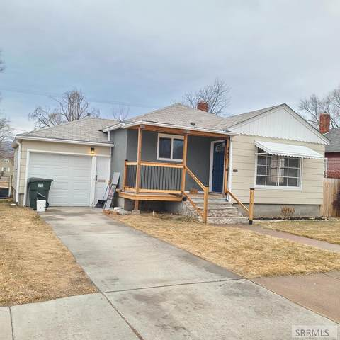 445 N 12th Avenue, Pocatello, ID 83201 (MLS #2134159) :: The Group Real Estate