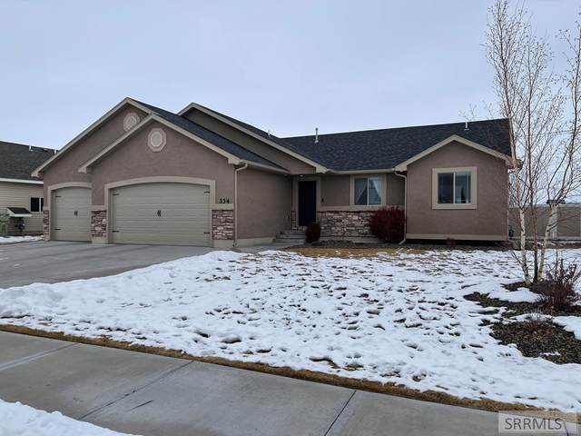 334 North Pointe Drive, Idaho Falls, ID 83401 (MLS #2134179) :: Team One Group Real Estate