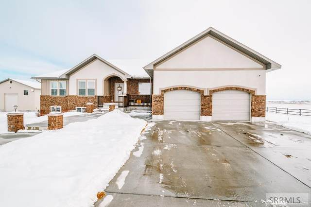 140 S 5000 W, Rexburg, ID 83440 (MLS #2134190) :: Team One Group Real Estate