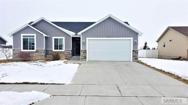 2671 N Woodbine Road, Idaho Falls, ID 83402 (MLS #2134214) :: The Group Real Estate