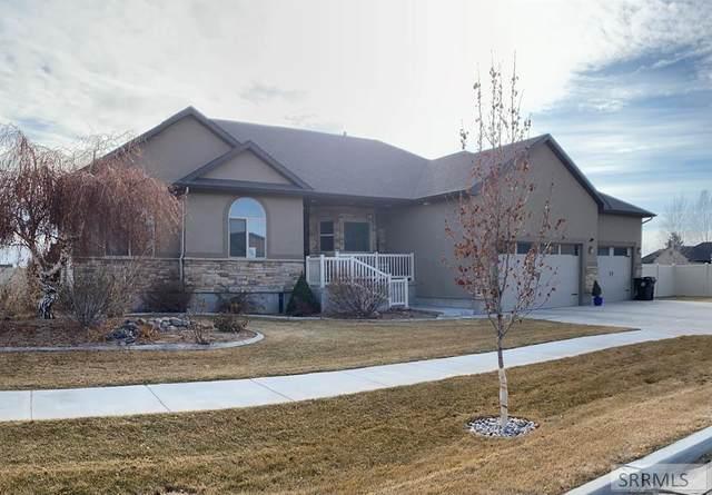 926 N Elm Avenue, Blackfoot, ID 83221 (MLS #2134226) :: The Group Real Estate