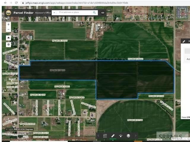 NKA N 3800 E, Rigby, ID 83442 (MLS #2134235) :: The Group Real Estate