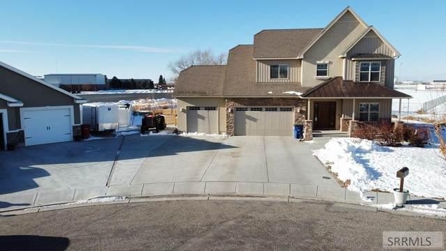 3220 E Ringneck Drive, Idaho Falls, ID 83401 (MLS #2134475) :: The Perfect Home