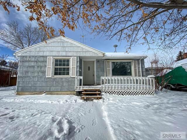 320 S Fanning Avenue, Idaho Falls, ID 83401 (MLS #2134555) :: Silvercreek Realty Group