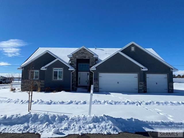 5078 Gallant Drive, Idaho Falls, ID 83404 (MLS #2134557) :: Silvercreek Realty Group