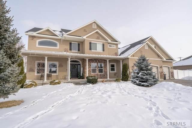 4870 Pevero Drive, Idaho Falls, ID 83401 (MLS #2134598) :: Silvercreek Realty Group