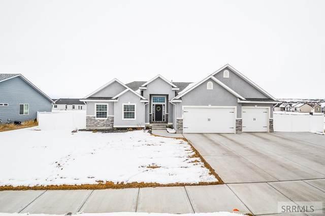 4825 S Thunder Drive, Idaho Falls, ID 83406 (MLS #2134717) :: The Perfect Home