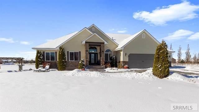 133 N 4100 E, Rigby, ID 83442 (MLS #2134787) :: Team One Group Real Estate