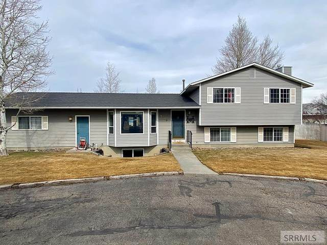 1239 E Airport Road, Blackfoot, ID 83221 (MLS #2134953) :: The Group Real Estate
