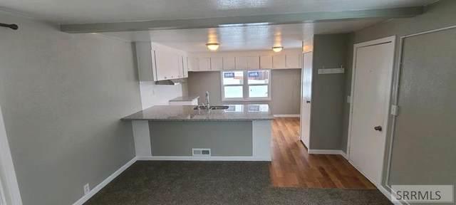 760 W Alameda Avenue #28, Pocatello, ID 83201 (MLS #2134956) :: Silvercreek Realty Group